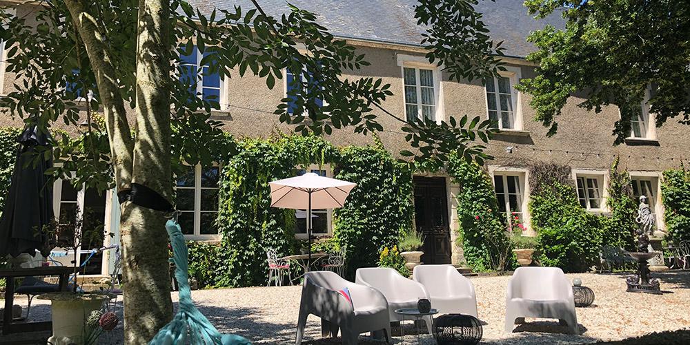 Gîtes & Chambres d'hôtes – Domaine d'Alligny